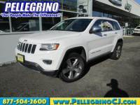 2015 Jeep Grand Cherokee 4WD Limited Sport Utility in Woodbury NJ