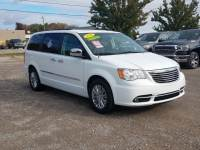 Certified Pre-Owned 2016 Chrysler Town & Country Touring-L Minivan/Van For Sale Saint Clair, Michigan