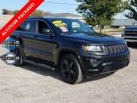 Certified Pre-Owned 2015 Jeep Grand Cherokee Altitude SUV For Sale Saint Clair, Michigan