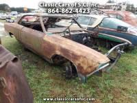 1966 Chevrolet Chevelle 2-Door Hardtop