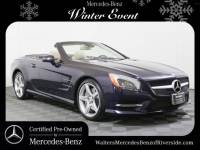 Certified Pre-Owned 2015 Mercedes-Benz SL 400