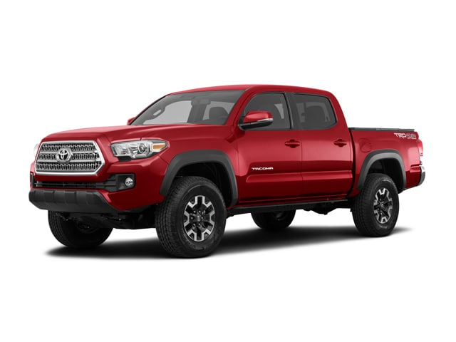 Photo Used 2017 Toyota Tacoma TRD Off Road TRD Off Road Double Cab 6 Bed V6 4x4 AT for Sale in Grand Junction, near Fruita  Delta