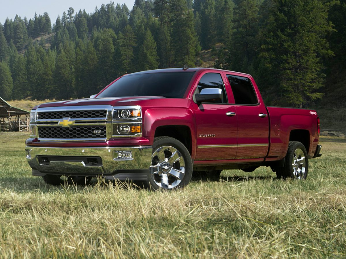 Photo Used 2014 Chevrolet Silverado 1500 LT Truck For Sale Findlay, OH