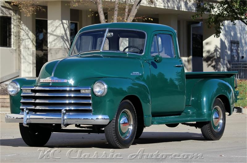 Photo 1953 Chevrolet 3100 Pickup 5 Window