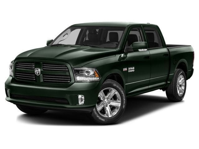 Photo Used 2016 Ram 1500 Big Horn 4WD Crew Cab 140.5 Big Horn in Utica, NY