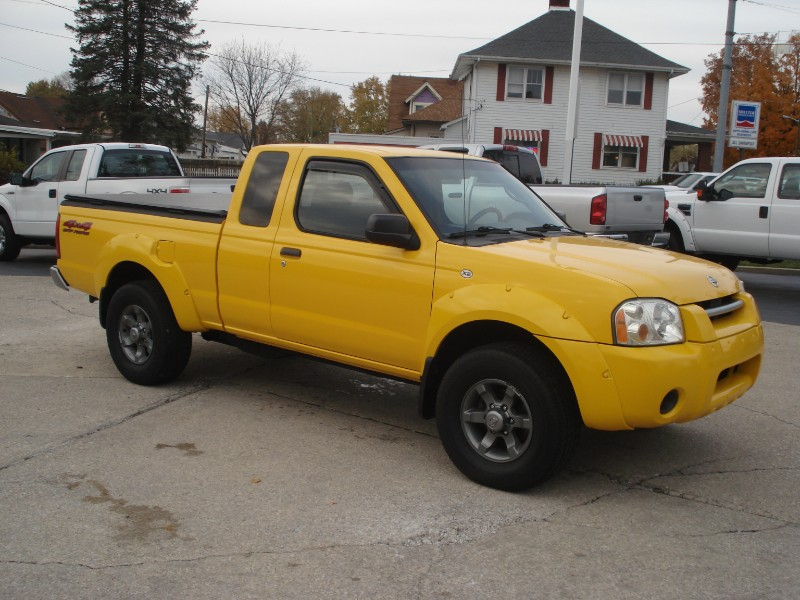 Photo 2003 Nissan Frontier XE-V6 King Cab 4WD