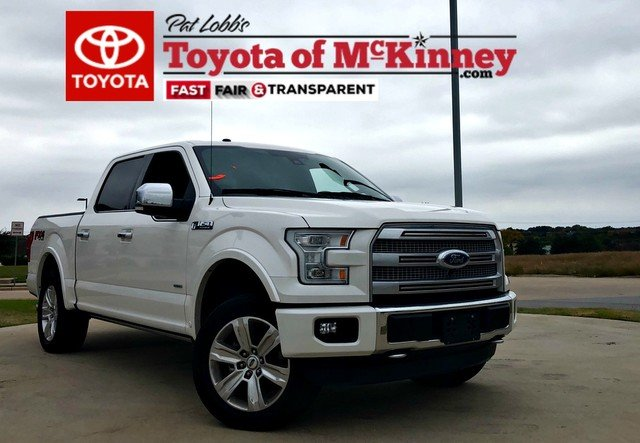 Photo 2016 Ford F-150 Platinum