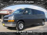 2014 Chevrolet Express LT G3500 Express Extended 15 Passenger Van 6.0L V-