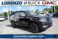 Pre-Owned 2015 Lincoln Navigator With Navigation