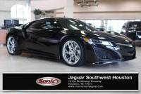 Used 2018 Acura NSX Coupe CP in Houston