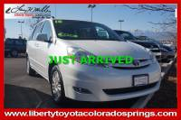 Used 2010 Toyota Sienna XLE Van For Sale in Colorado Springs, CO