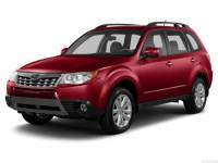 Used 2013 Subaru Forester 2.5X Premium for Sale in Missoula near Orchard Homes, MT