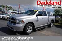 Certified Used 2017 Ram 1500 SLT Pickup Truck in Miami