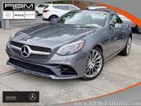 Certified Pre-Owned 2017 Mercedes-Benz SLC 300 Roadster