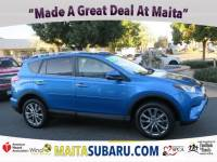 Used 2016 Toyota RAV4 Limited Available in Sacramento CA