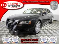 2012 Audi A8 L 4.2 FSI w/ Navigation,Leather,Sunroof,Heated Front Seats, And Backup Camera.