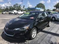 Used 2018 Chevrolet Cruze LT Hatchback