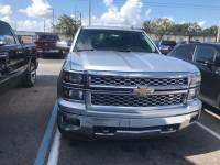 2014 Chevrolet Silverado 1500 LT Truck Crew Cab in Tampa
