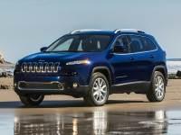 2018 Jeep Cherokee Latitude SUV FWD