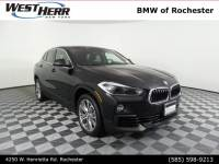 2018 BMW X2 xDrive28i Sports Activity Coupe