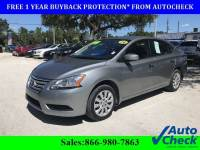 2014 Nissan Sentra FE+ S for sale in Ocala