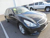 2011 INFINITI G25x X Sedan All-wheel Drive 4-door