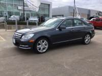Pre-Owned 2013 Mercedes-Benz C 250 Rear Wheel Drive Cars
