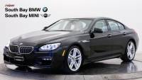 Certified 2015 BMW 640i Gran Coupe Gran Coupe in Torrance