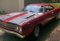 1969 Plymouth Road Runner -RESTORED- 440 - 4 Speed