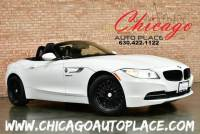 2015 BMW Z4 sDrive28i - 2.0L TWIN-POWER TURBO HARDTOP/CONVERTIBLE REAR WHEEL DRIVE NAVIGATION BLACK LEATHER KEYLESS GO XENONS