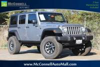 2015 Jeep Wrangler Unlimited Rubicon 4x4 SUV - Certified Used Car Dealer Serving Santa Rosa & Windsor CA