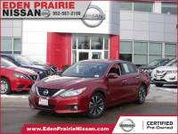Certified Pre-Owned 2016 Nissan Altima 2.5 SV FWD 4dr Car