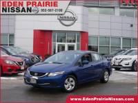 Pre-Owned 2015 Honda Civic Sedan LX FWD 4dr Car
