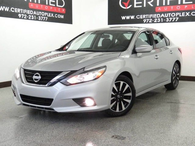 Photo 2018 Nissan Altima SV REAR CAMERA BLUETOOTH REMOTE ENGINE START KEYLESS GO PUSH BUTTON START A