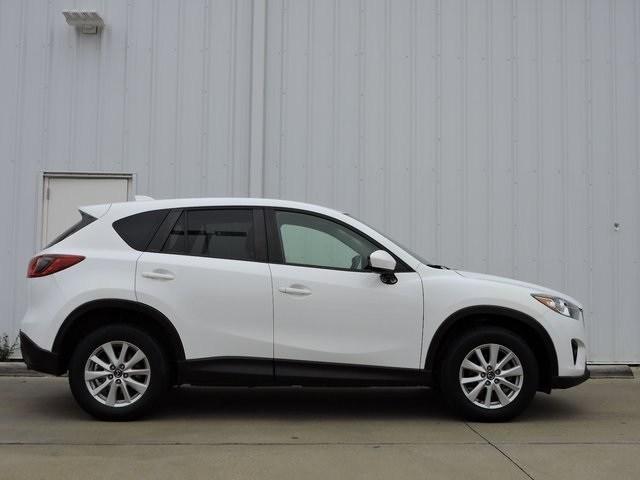 Photo 2014 Mazda Mazda CX-5 Touring SUV Front-wheel Drive For Sale Serving Dallas Area