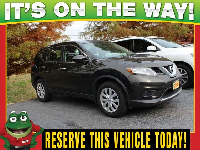 Photo Certified Used 2015 Nissan Rogue S - CERTIFIED PRE OWNED For Sale