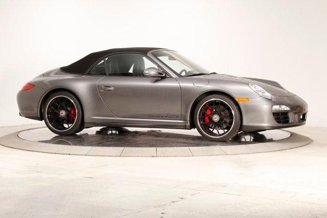 Photo 2012 Porsche 911 Carrera 4 GTS Cabriolet