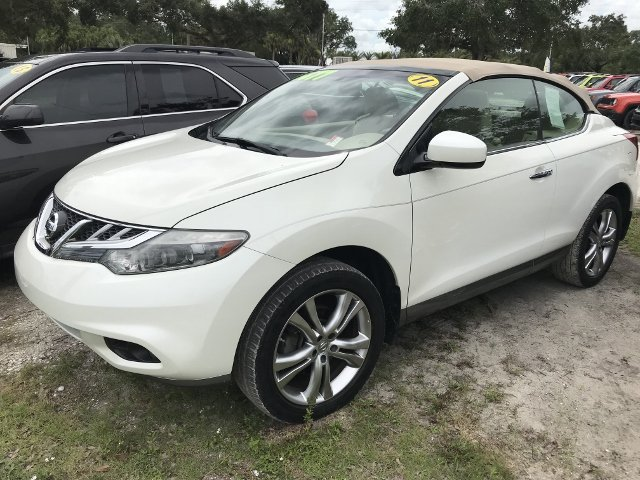 Photo Used 2011 Nissan Murano CrossCabriolet Convertible