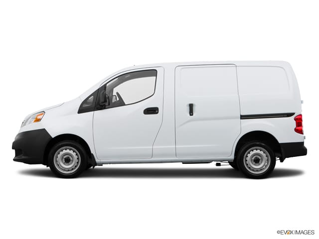 Photo Used 2015 Nissan NV200 SV Van Compact Cargo Van for sale in Oakland, CA