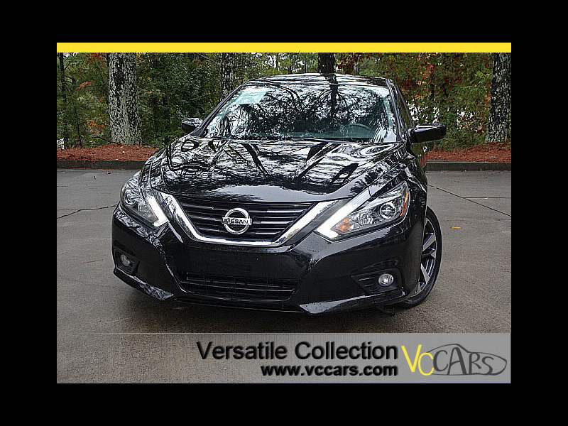 Photo 2016 Nissan Altima SR Sports Package Camera HID LED Alloys Spoiler