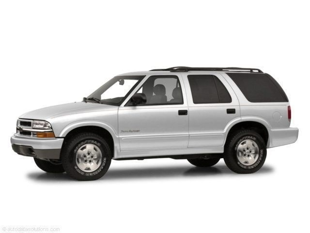 Photo Used 2001 Chevrolet Blazer LS LS in Fort Myers
