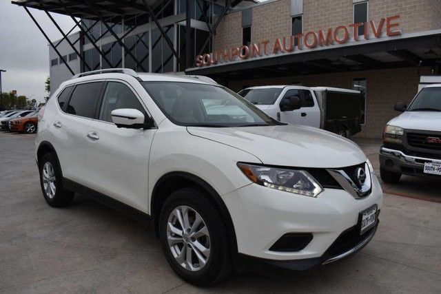 Photo 2016 Nissan Rogue SV