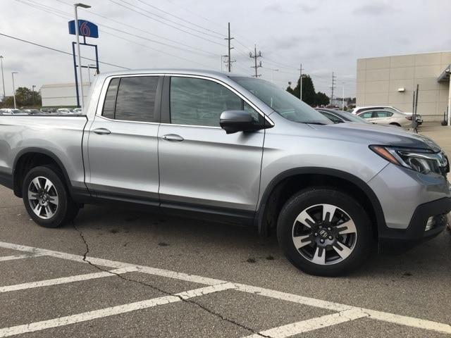 Photo Used 2017 Honda Ridgeline RTL-T AWD For Sale in Monroe, OH