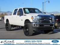 2016 Ford F-350 Super Duty CREW CAB TRUCK POWER STROKE V8 DIESEL