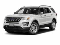2017 Ford Explorer FWD SUV 4 Cyl.