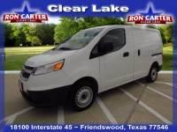 2015 Chevrolet City Express 1LS Cargo Van near Houston