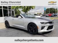 Pre-Owned 2017 Chevrolet Camaro SS RWD Convertible