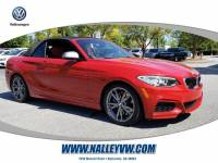 Pre-Owned 2015 BMW 2 Series M235i RWD Convertible