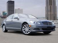 Pre-Owned 2012 Mercedes-Benz S-Class S 350 BlueTEC® AWD 4MATIC 4dr Car