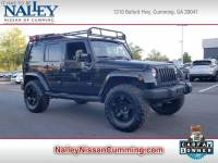 Pre-Owned 2014 Jeep Wrangler Unlimited Altitude 4WD Convertible